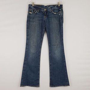Lucky Brand Lil' Maggie Buttonfly Jeans Size 4